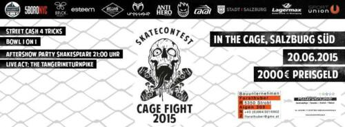 Cage Fight 2015